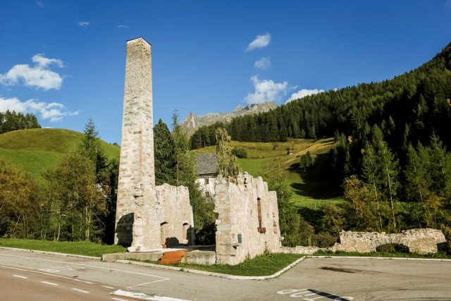 Besuch des Bergbaumuseums und Klimastollen in Prettau